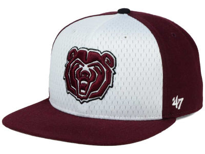 Missouri State Bears '47 NCAA Backboard '47 CAPTAIN Snapback Cap