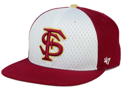 Florida State Seminoles '47 NCAA Backboard '47 CAPTAIN Snapback Cap