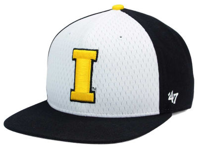 Iowa Hawkeyes '47 NCAA Backboard '47 CAPTAIN Snapback Cap