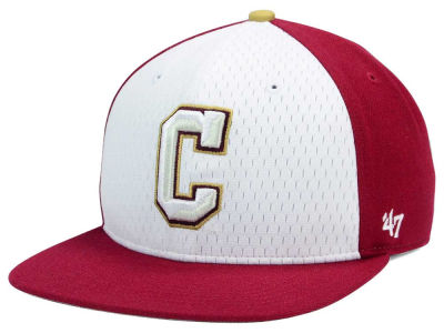 Charleston Cougars '47 NCAA Backboard '47 CAPTAIN Snapback Cap