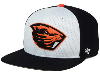 Oregon State Beavers '47 NCAA Backboard '47 CAPTAIN Snapback Cap