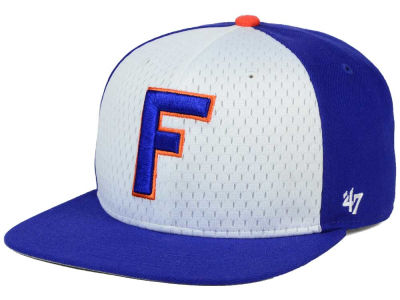 Florida Gators '47 NCAA Backboard '47 CAPTAIN Snapback Cap