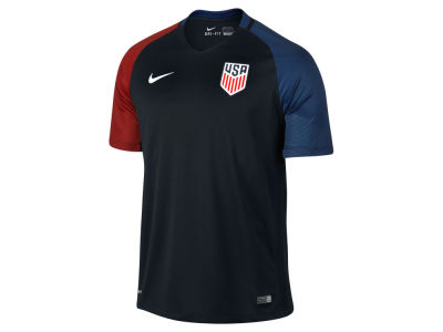USA Nike National Team Men's Away Stadium Soccer Jersey