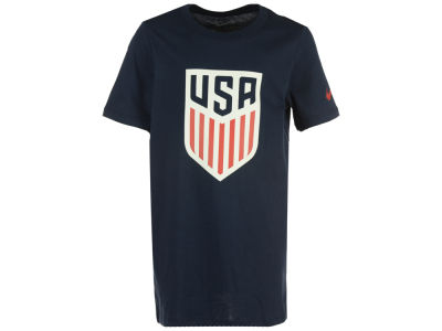 USA Nike National Team Youth Crest T-Shirt