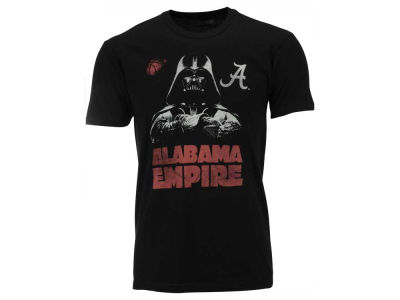 Alabama Crimson Tide NCAA Men's Darth Vader Empire T-Shirt