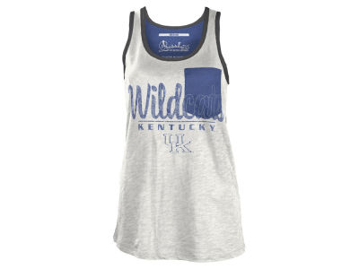 Kentucky Wildcats NCAA Women's Campbell Pocket Slub Tank