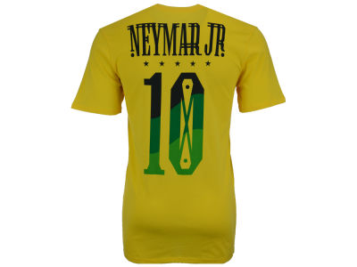 Brazil Neymar  Nike National Team Men's Hero T-Shirt