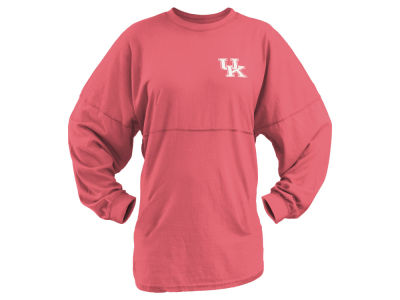 Kentucky Wildcats NCAA Women's Floral Monogram Sweeper T-Shirt