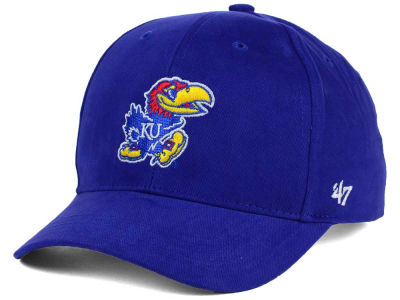 Kansas Jayhawks '47 NCAA Kids Basic '47 MVP Cap