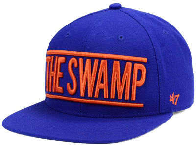 Florida Gators '47 NCAA '47 On Track Snapback Cap