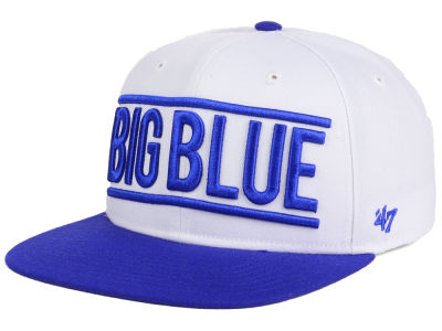 Kentucky Wildcats '47 NCAA On Track 2 Tone '47 CAPTAIN Cap