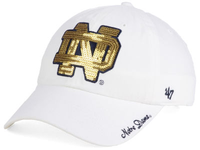Notre Dame Fighting Irish '47 NCAA '47 Women's Sparkle Cap