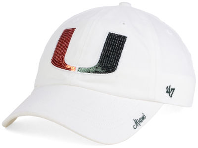 Miami Hurricanes '47 NCAA '47 Women's Sparkle Cap