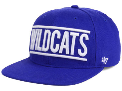 Kentucky Wildcats '47 NCAA '47 On Track Snapback Cap