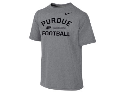 Purdue Boilermakers NCAA Youth Legend Lift T-Shirt