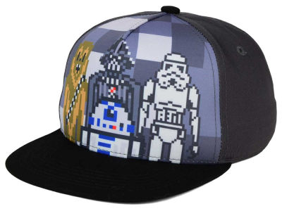 Star Wars Pixel Youth Snapback Cap