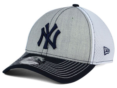 New York Yankees New Era MLB Heathered Neo 39THIRTY Cap