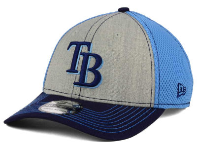 Tampa Bay Rays New Era MLB Heathered Neo 39THIRTY Cap