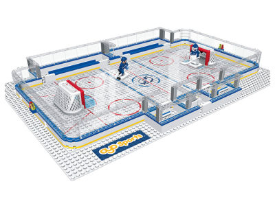 Tampa Bay Lightning OYO Full Rink Set