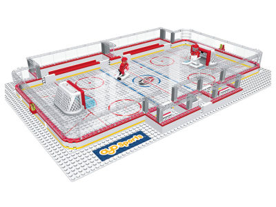 Carolina Hurricanes OYO OYO Full Rink Set