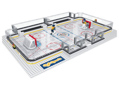 Nashville Predators OYO Full Rink Set