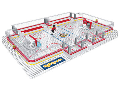 Chicago Blackhawks OYO OYO Full Rink Set