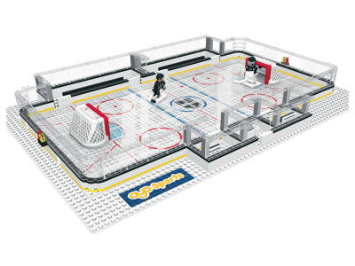 Los Angeles Kings OYO Full Rink Set
