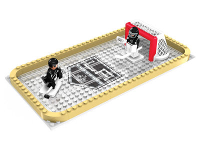 Los Angeles Kings OYO Backyard Rink Set