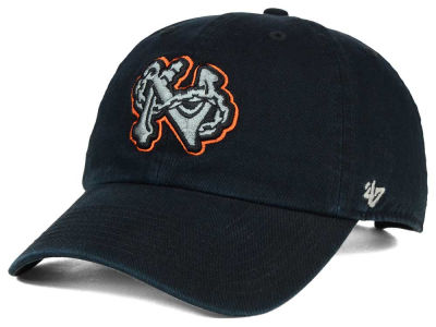 Norfolk Tides '47 MiLB '47 CLEAN UP Cap