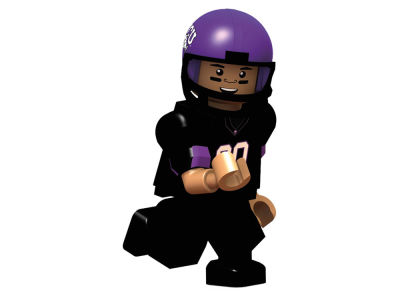 Texas Christian Horned Frogs OYO Figure