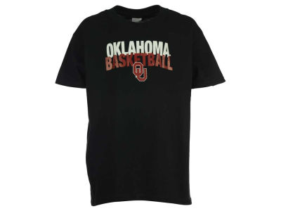 Oklahoma Sooners NCAA Youth Team Basketball T-Shirt