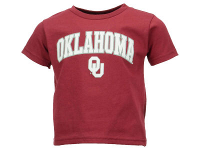Oklahoma Sooners NCAA Toddler Arch Logo T-Shirt