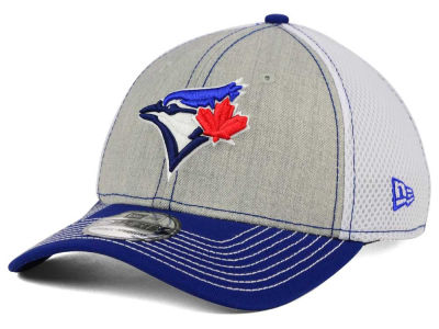 Toronto Blue Jays New Era MLB Heathered Neo 39THIRTY Cap