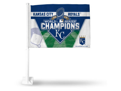 Kansas City Royals Event Car Flag