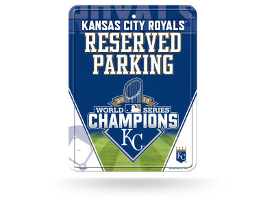 Kansas City Royals Parking Sign - EVENT