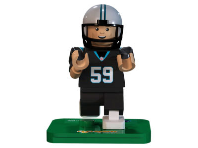 Carolina Panthers Luke Kuechly OYO Figure Generation 3