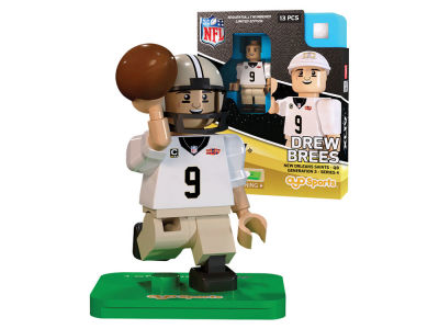New Orleans Saints NFL 2 for $20 OYO Figure Generation 3