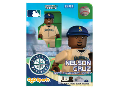 Seattle Mariners Nelson Cruz OYO Figure Generation 4