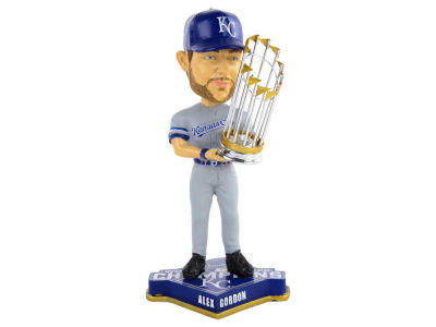 Kansas City Royals Alex Gordon Trophy Bobble
