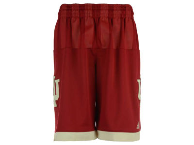 Indiana Hoosiers adidas NCAA Men's 2016 March Madness Replica Road Shorts