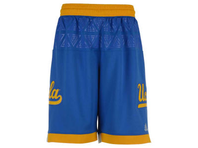 UCLA Bruins adidas NCAA Men's 2016 March Madness Replica Road Shorts