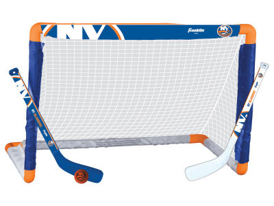 New York Islanders Mini Goal-Stick-Ball Set