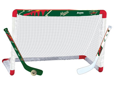 Minnesota Wild Mini Goal-Stick-Ball Set