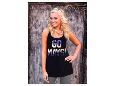 Dallas Mavericks Gameday Couture NBA Women's GO Tank Top