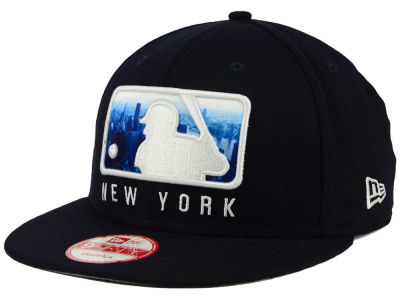 New York Yankees New Era MLB Batterman 9FIFTY Snapback Cap