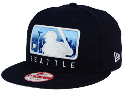 Seattle Mariners New Era MLB Batterman 9FIFTY Snapback Cap