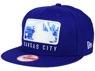 Kansas City Royals New Era MLB Batterman 9FIFTY Snapback Cap