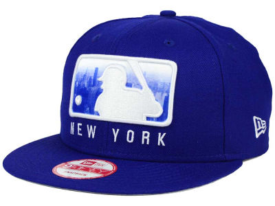 New York Mets New Era MLB Batterman 9FIFTY Snapback Cap