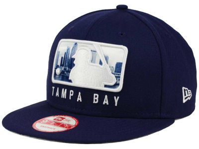 Tampa Bay Rays New Era MLB Batterman 9FIFTY Snapback Cap
