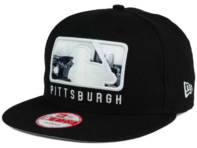 Pittsburgh Pirates New Era MLB Batterman 9FIFTY Snapback Cap